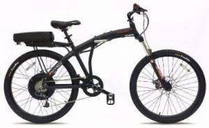 Prodeco V5 Phantom X Lite 9 Speed Folding Electric Bicycle Review