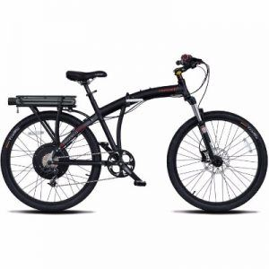 ProdecoTech Phantom X3 V5 36V500W 8 Speed Electric Bicycle Review