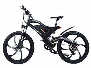 Addmotor HITHOT 26 Inch Power 500W Mountain Electric Bike Review