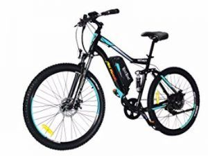 Addmotor HITHOT 48V 500W Motor Electric Bicycle Review
