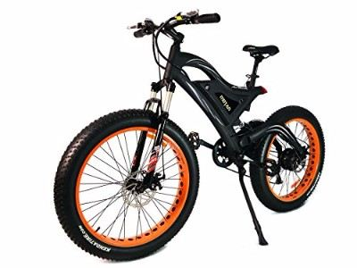Addmotor MOTAN 26 Inch Fat Tire 500W Electric Bike Review