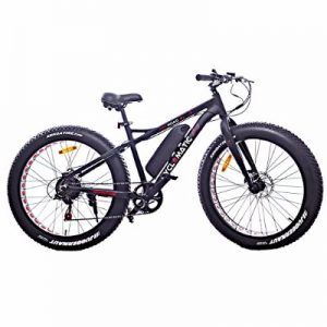 Addmotor MOTAN Power Plus Fat Tire Electric Mountain Bike Review
