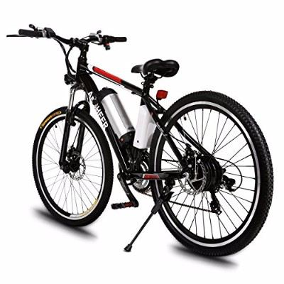 Ancheer Power Plus Electric Mountain Bike Review