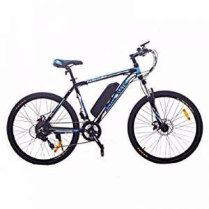 Cyclamatic CX3 Pro Power Plus Alloy Frame Black/Blue eBike Review