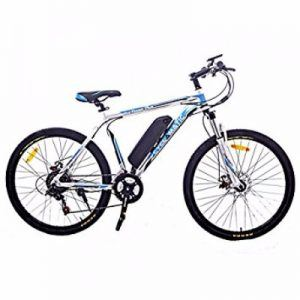 Cyclamatic CX3 Pro Power Plus Alloy Frame Gray/Blue eBike Review