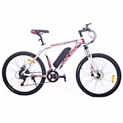 Cyclamatic CX3 Pro Power plus Alloy Frame White/Red eBike Review