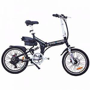 Cyclamatic CX4 Pro Dual Suspension Foldaway E-Bike Electric Bicycle Review