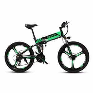 Cyrusher XF700 Folding Electric Bike 26-Inch Mountain Bicycle Review
