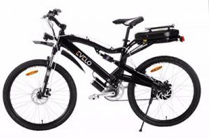 EVELO Aries Electric Bike with NuVinci N360 Drivetrain Review