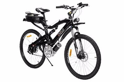 EVELO Aries Electric Bike with NuVinci N380 Drivetrain Review