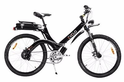 EVELO Aurora Electric Bike with NuVinci N380 Drivetrain Review