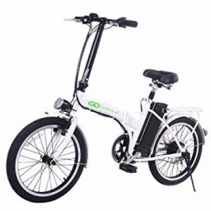 Goplus 20-Inch 250W Folding Electric Mountain Bike Review