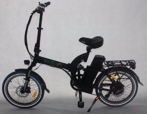 Greenbike USA GB5 500 Electric Motor Power Bicycle Review