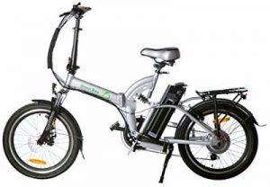 Greenbike USA GB5 Electric Motor Power Bicycle Review