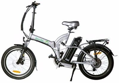 Greenbike USA GB5 Electric Motor Power Bicycle Review