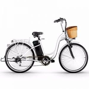 Nakto-Spark 6-Speed E-Bike 36V Cruiser Review