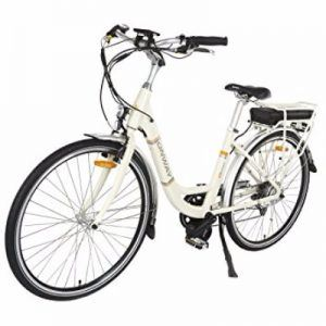 Onway 26 Inch 7 Speed Power Assist Electric Bicycle Review