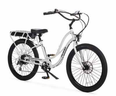 Pedego 24 Inch Interceptor Step Thru Cruiser Electric Bike Review