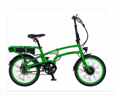 Pedego Latch 36V 10Ah Lime Green Electric Bike Review