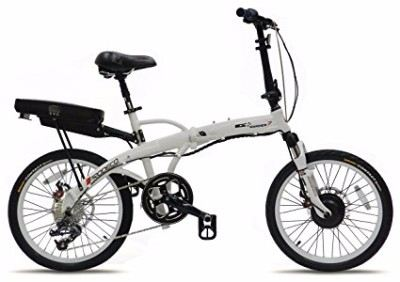 Prodeco V3 Mariner Seven 8 Speed Folding Electric Bicycle Review