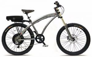 Prodeco V4 Outlaw EX 8 Speed Electric Bicycle Review