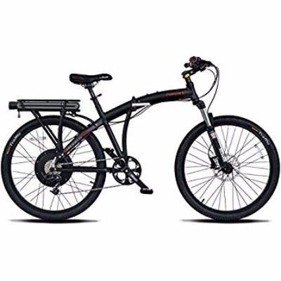 Prodeco V5 Phantom X2 8 Speed Folding Electric Bicycle Review