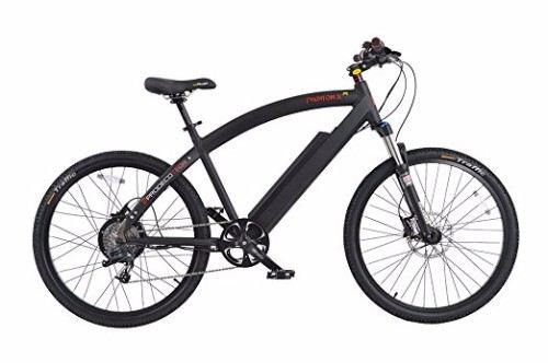 ProdecoTech Phantom X V5 36V 600W 8 Speed Electric Bicycle Review