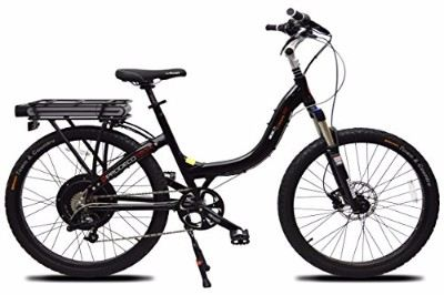 ProdecoTech Stride 500 W V5 36V500W 8 Speed Electric Bicycle Review