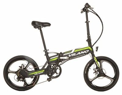 Vilano Atom 20-Inch Electric Folding Bike Review