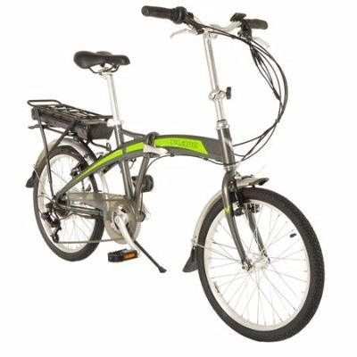 Vilano Ion 20-Inch Electric Folding Bike Review