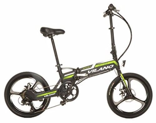 Vilano Neutron 20-Inch Electric Folding Bike Review