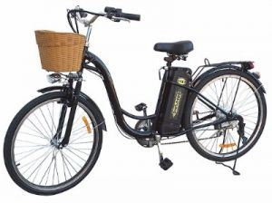 Watseka XP 26 Inch 6 Speed Cargo Electric Bicycle Review
