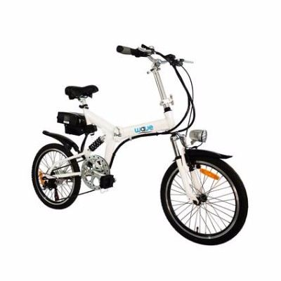 Wave Electric Folding Bike Review
