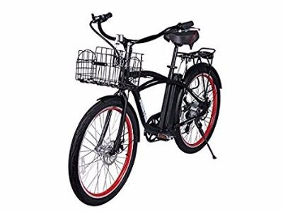 X-Treme Scooters Newport Beach Cruiser Lithium Electric e-Bike Review
