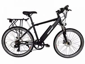 X-Treme Scooters Rubicon 36 Volt Lithium Electric Mountain Bicycle Review