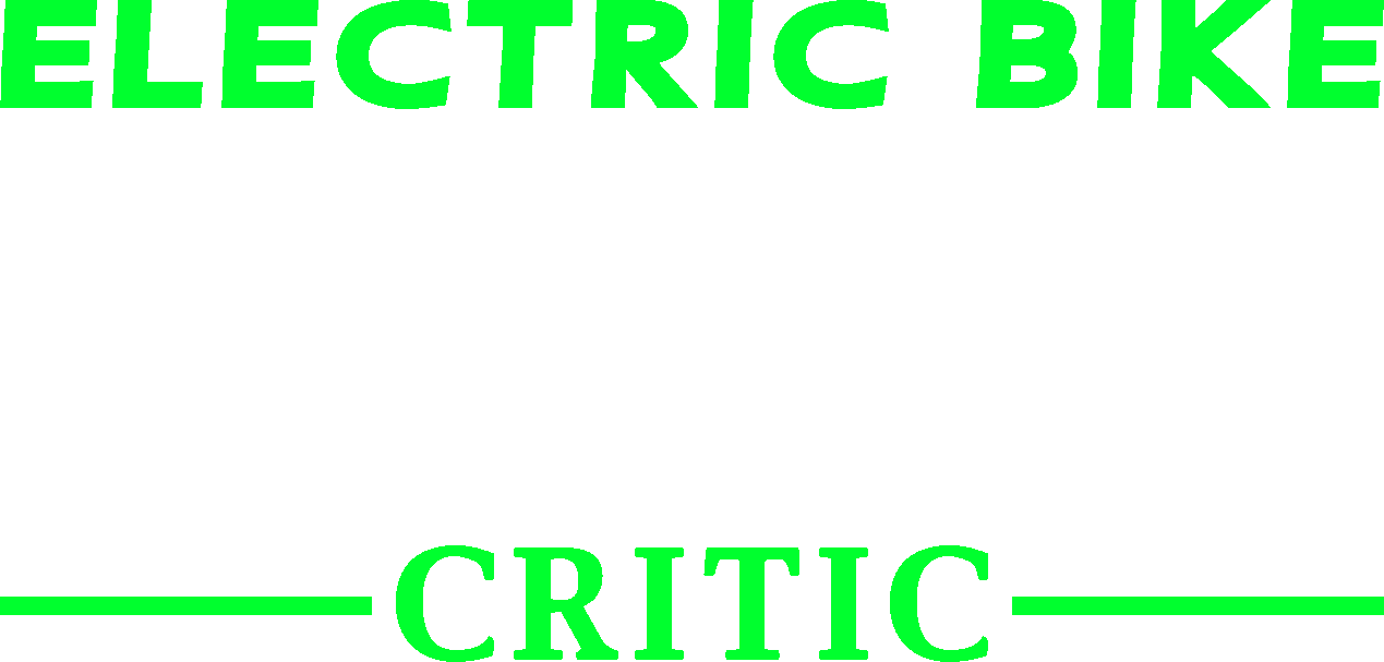 Electric Bike Critic