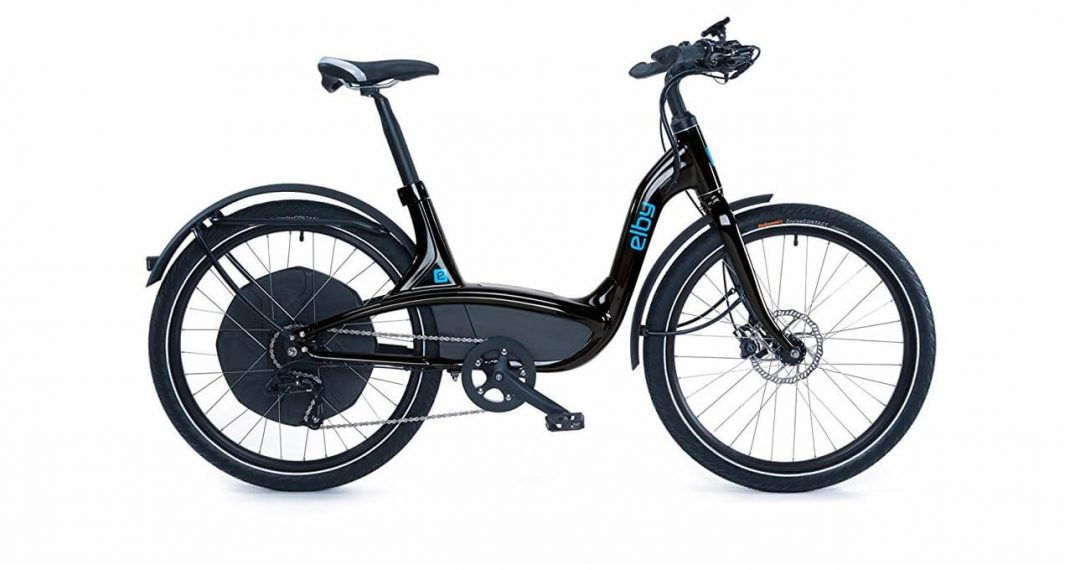 1. ELBY ELECTRIC BIKE