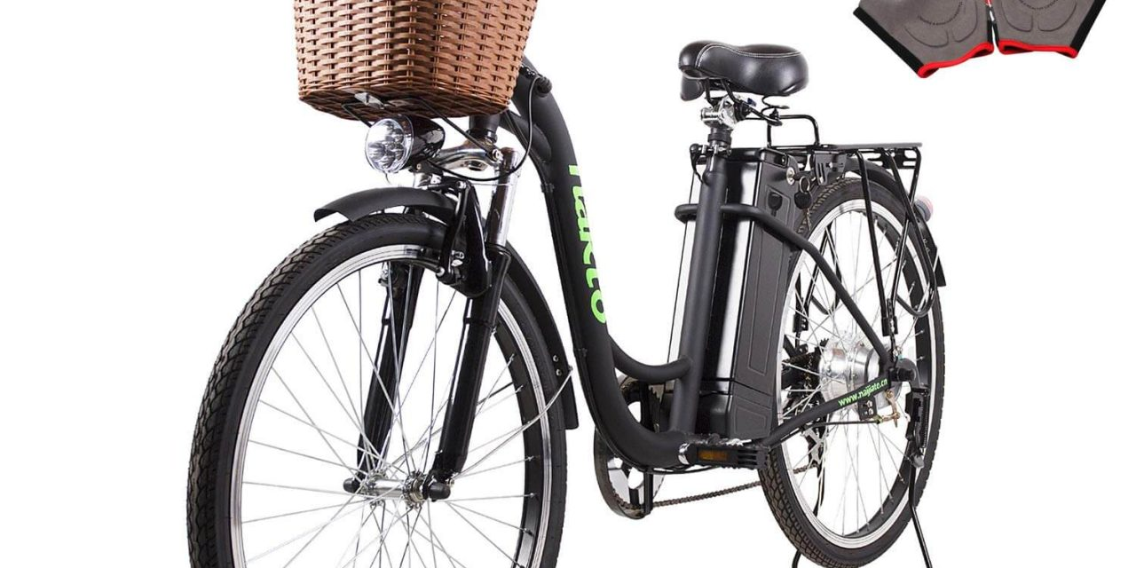 NAKTO 26″ Cargo Electric Bike Review