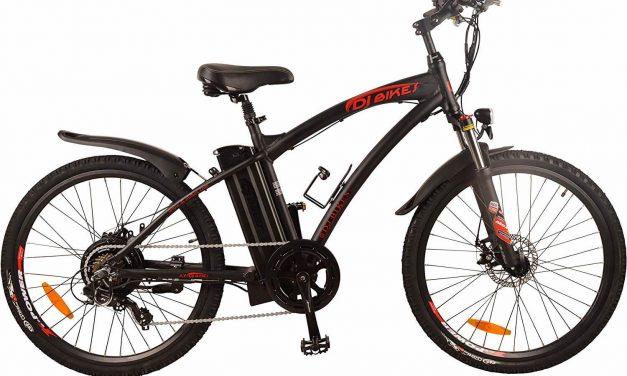 DJBIKES 750W Mountain Electric Bike Review