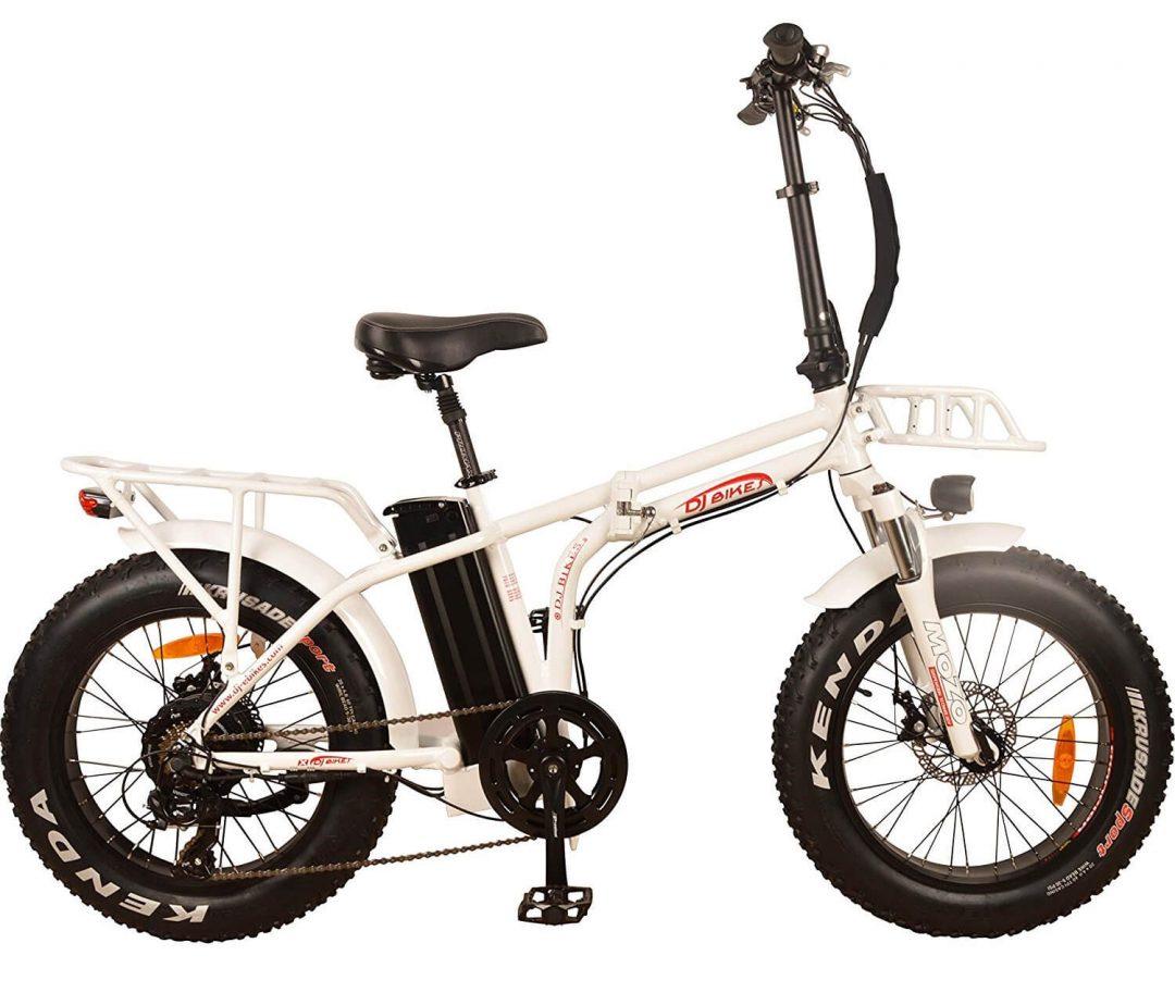 5. DJ FOLDING BIKE 750W POWER ELECTRIC BICYCLE