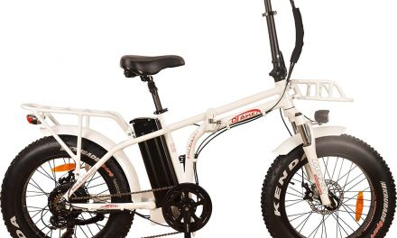 DJ BIKES FOLDING 750W POWER ELECTRIC BICYCLE REVIEW