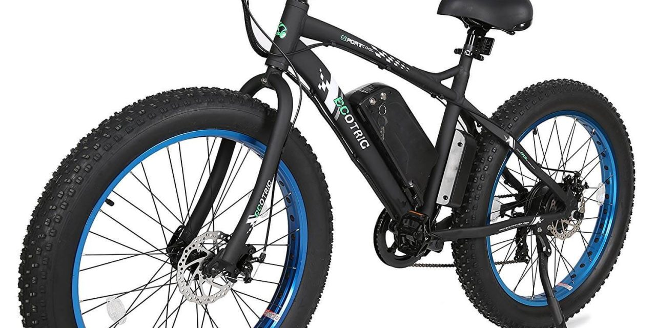 ECOTRIC 26″ FAT TIRE ELECTRIC BIKE REVIEW