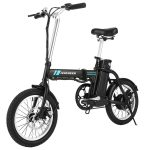 ANCHEER 16 Inch Folding Electric Bike Review 1