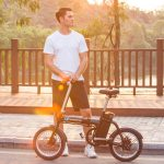 ANCHEER 16 Inch Folding Electric Bike Review 2