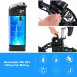 ANCHEER 16 Inch Folding Electric Bike Review 5