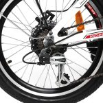 ANCHEER 20 INCH FOLDING ELECTRIC BIKE REVIEW 13