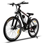 ANCHEER 2019 Pro Mountain Electric Bike Review 1