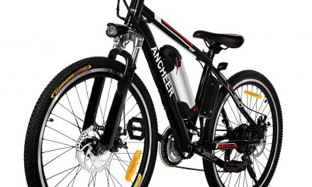 ANCHEER 2019 Pro Mountain Electric Bike Review