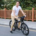 ANCHEER 26 inch Folding Mountain Electric Bike Review 2