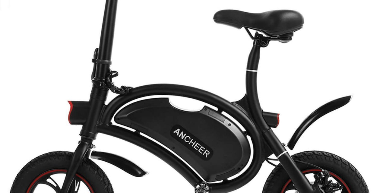 ANCHEER AN-EB005 Dolphin 2019 Electric Bike Review